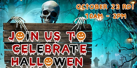 Annual Halloween Event tickets