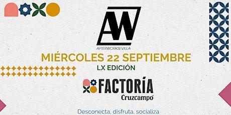 Afterwork Sevilla LX Edición entradas