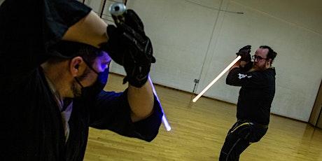 Light Saber Fencing - Manchester tickets