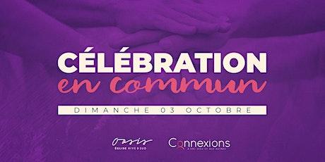 Réunion du Dimanche 03 Octobre - Oasis Église Rive-Sud billets