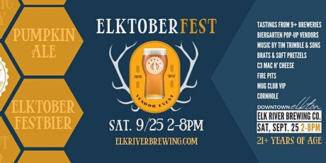 ElktoberFest tickets