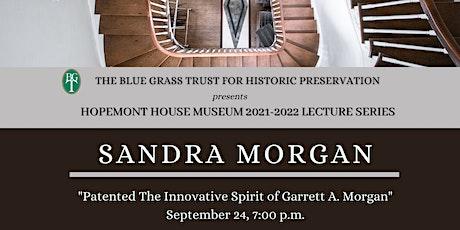 Patented: The Innovative Spirit of Garrett A. Morgan tickets