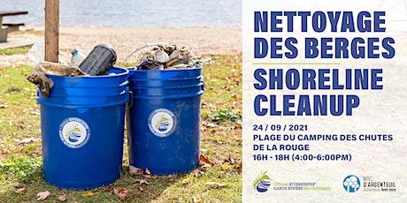 Nettoyage à Grenville-sur-la-Rouge // Cleanup in Grenville-sur-la-Rouge tickets