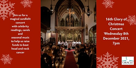 Oracle Cancer Trust Glory of Christmas Concert at St Paul's Knightsbridge tickets