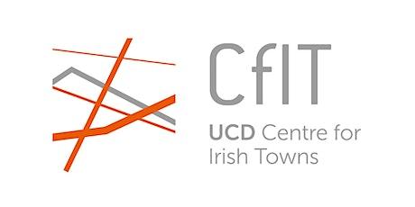 Talking Towns seminar 1: Data and Irish towns tickets