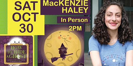 MacKenzie Haley presents How to Hide a Ghost tickets
