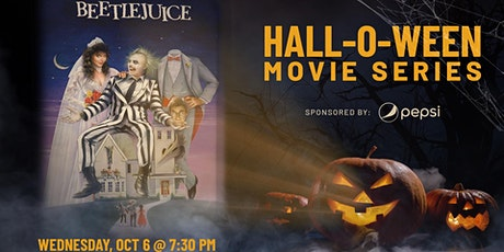 Hall-O-Ween Movie Series: Beetlejuice tickets