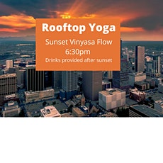 Sunset Rooftop Flow tickets