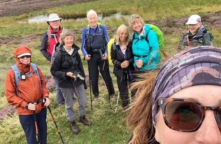 Easy/Moderate  5 mile Guided  Walk starting  & finishing in Hay-on-Wye image