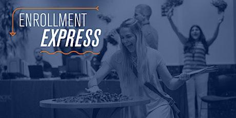 North Fresno Campus Enrollment Express tickets