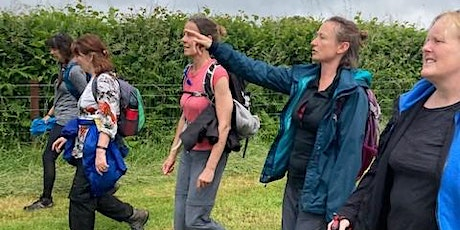 Easy/Moderate  5 mile Guided  Walk starting  & finishing n Hay-on-Wye tickets