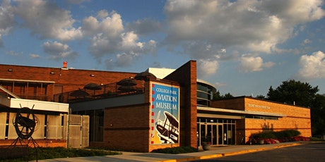 Girls in Aviation Day 2021 at College Park Aviation Museum in Maryland tickets
