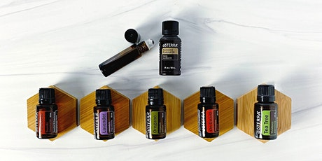 DIY with essential oils! tickets