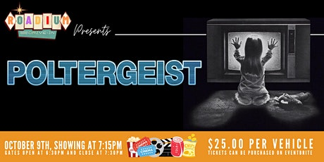 POLTERGEIST  - Presented by The Roadium Drive-In tickets