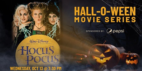 Hall-O-Ween Movie Series: Hocus Pocus tickets
