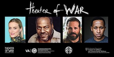 Theater of War: Texas tickets
