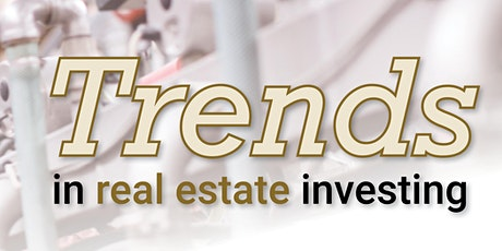 What Does a Sellers Market Mean for Income Properties - 2021 Trends (1CE) tickets