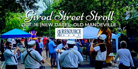Girod Street Stroll 2021 tickets