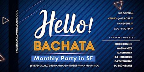 Hello Bachata Social in SF tickets
