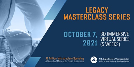 Small Business Legacy Masterclass Series tickets