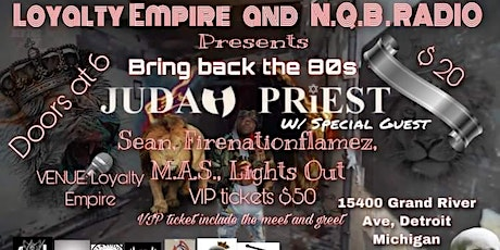 Bring back the 80's party! tickets