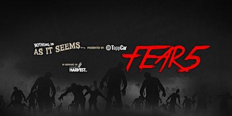 Fear 5 - Winnipeg's Most Terrifying Halloween Event tickets
