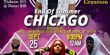 End Of Summer Chicago tickets
