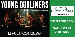 Young Dubliners in Concert
