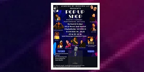 Leading By Mission LLC Presents Pop Up Shop: Performing Arts tickets
