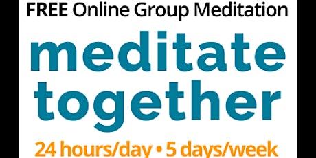 8am Daily Morning Meditation tickets