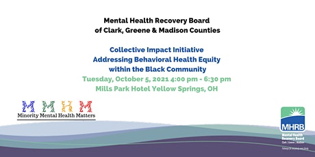 Addressing  Behavioral Health Equity within the Black Community tickets
