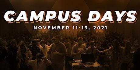Campus Days tickets