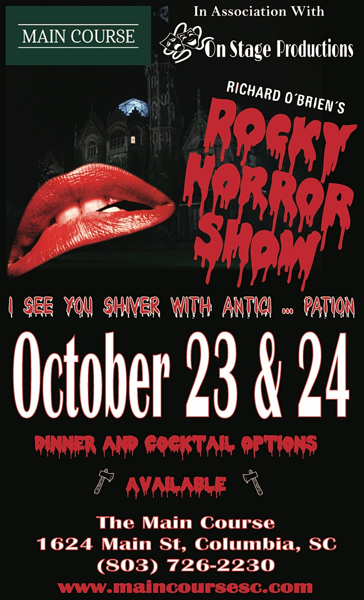 Rocky Horror Show Day 2 image