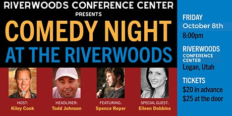 Comedy Night at The Riverwoods tickets