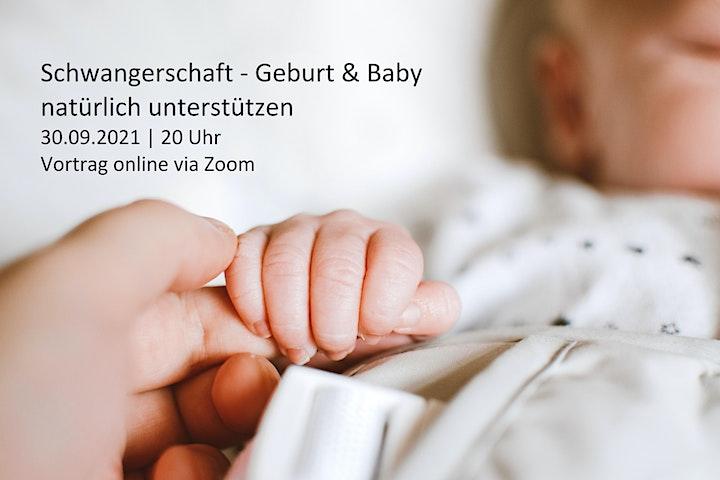 Schwangerschaft - Geburt - Baby  natürlich unterstützen: Bild