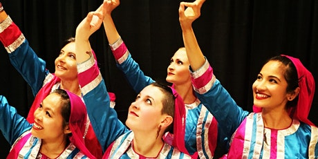 Learn Bhangra On ZOOM + Video Replay tickets