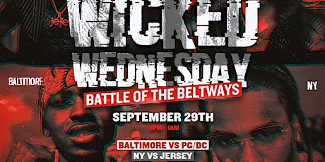 Wicked Wednesday - Battle of the Beltways tickets
