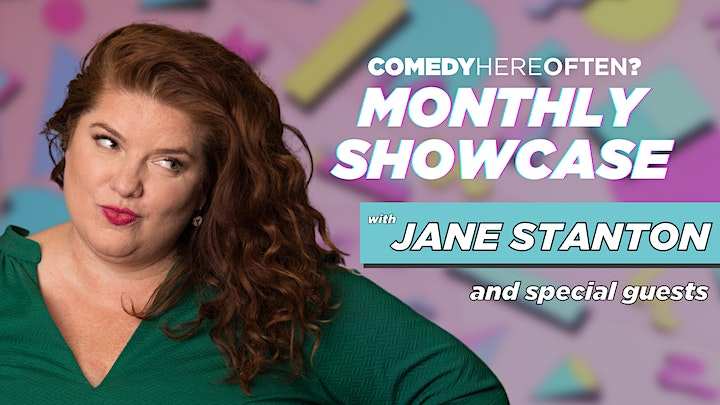 Comedy Here Often? Monthly Showcase   Live Stand-Up Comedy image