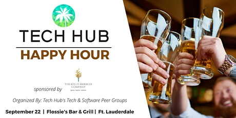 #LauderdaleTech  Happy Hour! | Presented by TECH HUB (In Person) tickets