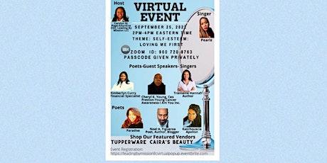 Virtual Pop Up Shop tickets