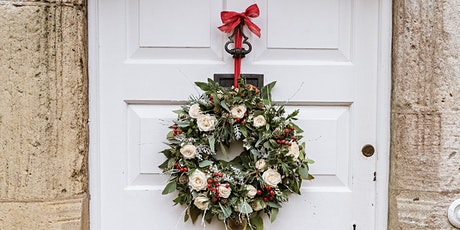 Luxury Christmas Wreath Workshop with Florae Foray tickets