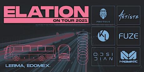 Elation On Tour 2021 - Lerma, Edomex. boletos