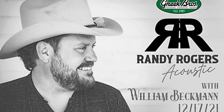 Randy Rogers Acoustic tickets