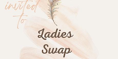 Ladies Swap tickets
