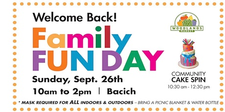 KIK Woodlands Family Fun Day tickets