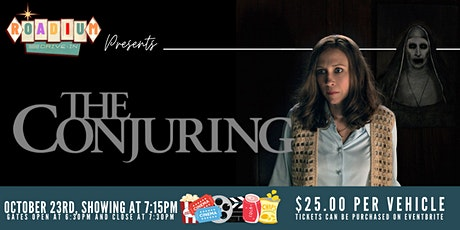 THE CONJURING  - Presented by The Roadium Drive-In tickets