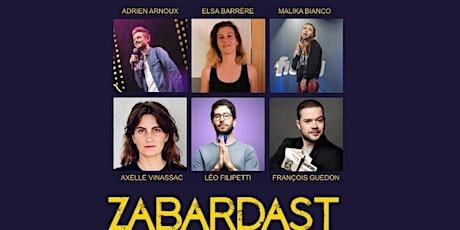 Zabardast Comedy Club #1.5 billets