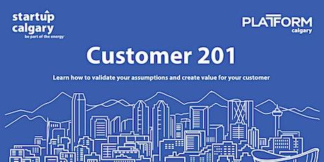 Startup Essentials: Customer 201 tickets