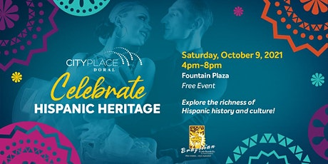 Celebrate Hispanic Heritage at CityPlace Doral tickets
