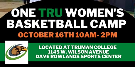 One Tru Women's Basketball Camp tickets